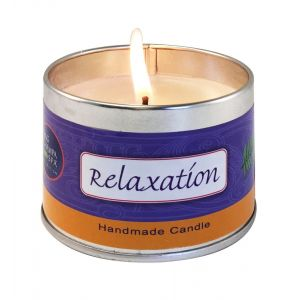 Relaxation  Candle Tin-CTN-REL