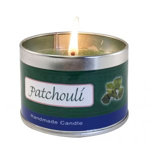 Patchouli  Candle Tin-CTN-PAT