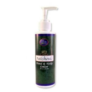 Patchouli Hand & Body Lotion     (8 Fl Oz)-LTN-903