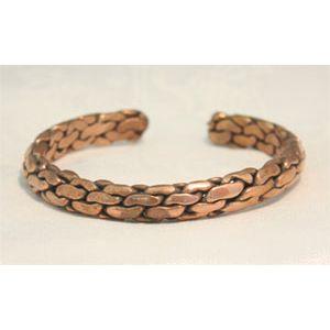 Tibetan Copper Healing Bracelet-BR-3