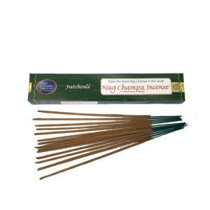 Patchouli Incense- 15 Sticks-PATCHOULI-15