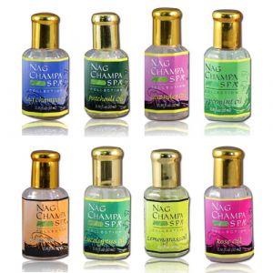Aroma / Perfume Oil Gift Set - 8 Oils In Gift Box-GS-OIL-AROMA