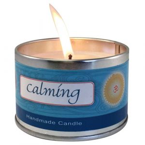 Calming  Candle Tin-CTN-CALM