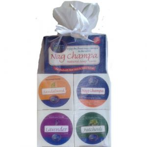 Travel Candles & Soap Gift Bag-SPA-20