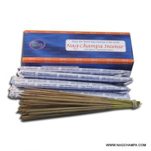 Nag Champa Gold Incense (250 Sticks)-GOLD-250