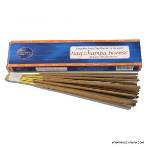 Nag Champa Gold Incense (40 Sticks)-GOLD-40