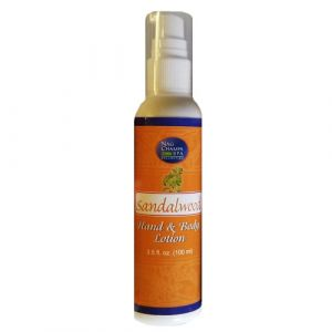 Sandalwood Hand & Body Lotion (3.5 Fl Oz)-LTN-906