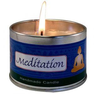 Meditation  Candle Tin-CTN-MED