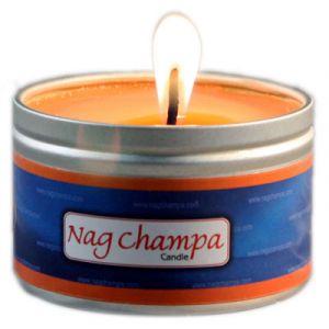 Nag Champa  Candle Tin-CTN-NAG