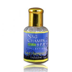 Nag Champa Aroma / Perfume Oil  - 1/3 Fl.Oz. (10Ml)-NOIL-01