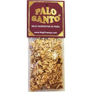 Palo Santo Incense Chips - Holy Wood (Bursera Graveolens)-PALO-SANTO-CHIPS