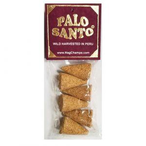 Palo Santo Incense Cones - Holy Wood (Bursera Graveolens)  6 Cones, 2 Inch-PALO-SANTO-CONES