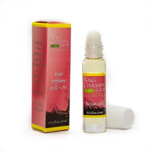 Rose Perfume Roll-on - 8 ml. (.27 oz.)-PR-ROSE
