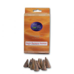 Sandalwood Cones - Box Of 20-CONES-SAN