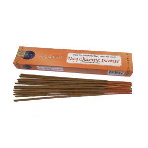 Sandalwood Incense- 15 Sticks-SANDAL-15