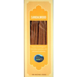 SANDALWOOD - Incense Value Pack- 100 Sticks-VP-100-SAN