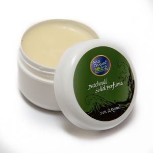 Patchouli Solid Perfume In A Natural Beeswax Base. Large 1 Oz. Jar.-SOLID-PERF-PAT