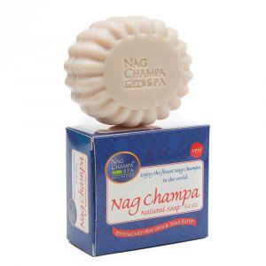 NAG CHAMPA NATURAL SOAP (150gm) 6 Bars (WHOLESALE)-WS-NAG-150-6-PACK