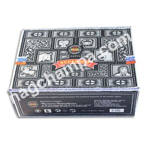 Satya SUPER HIT Incense Sticks (40 grams) - DOZEN (480 Grams Total)-SUPER-40-DOZEN