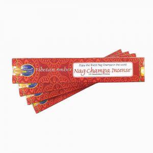 Tibetan Amber Incense- 15 Sticks- One Dozen Boxes-TIBETAN-AMBER-15-DOZ